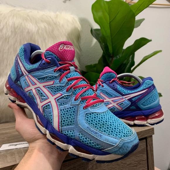 Asics Women's Gel Kayano 21 Running Shoes Sneakers